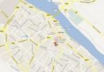 Futur emplacement de la police municipale, rue du Grévarin. | Source : Google Maps