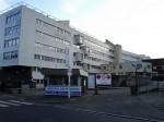 L'hôpital Saint-Louis, décembre 2011.
