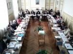 Conseil municipal, mercredi 4 avril 2012.