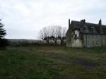Ancienne caserne Fieschi et futur emplacement de la ZAC, janvier 2012.