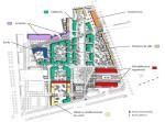 Ébauche du schéma d'organisation de la future ZAC. | Sources : CAPE / Mairie de Vernon