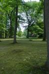 Le parc du site de Tilly.