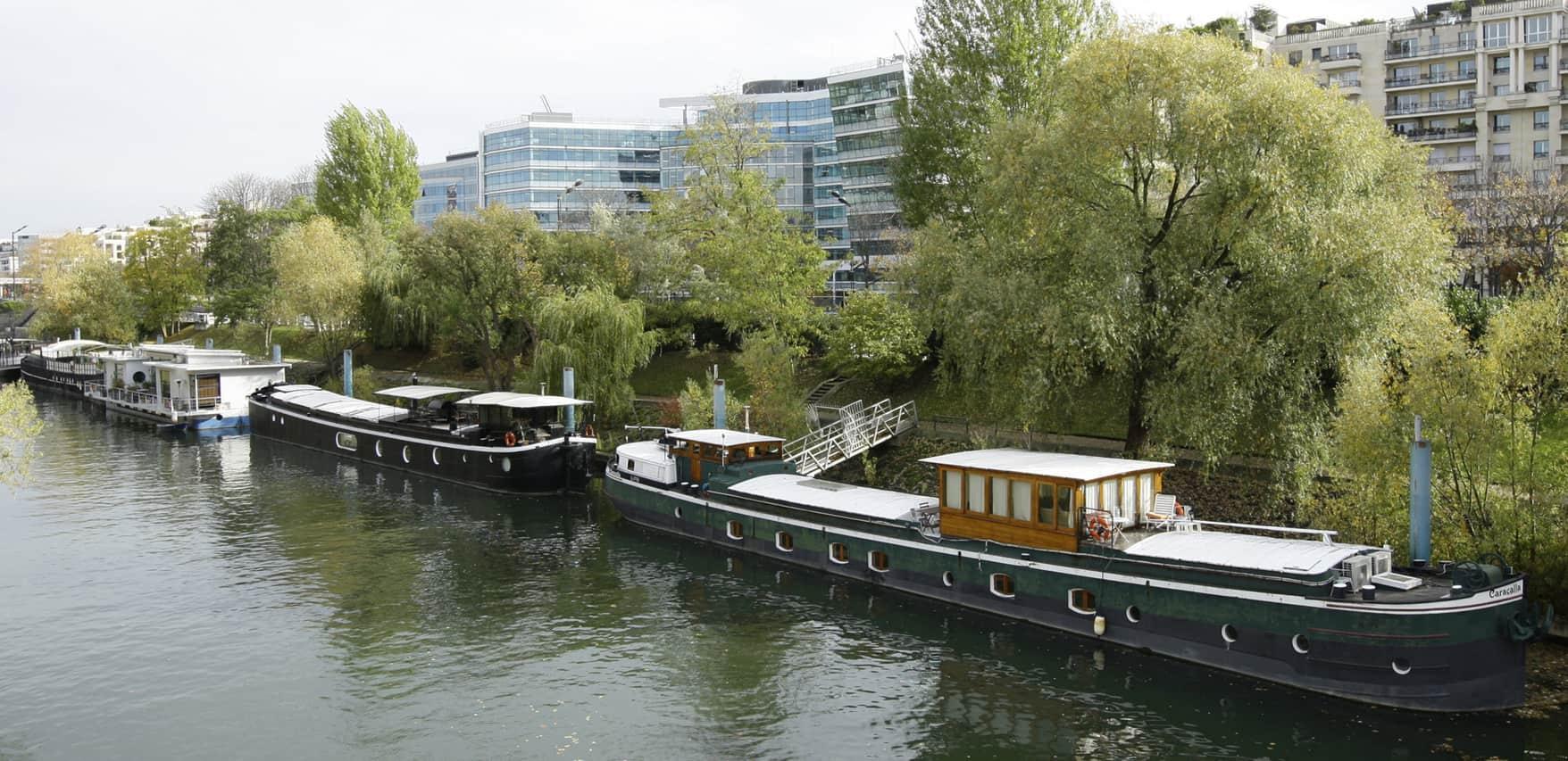 Vernon devra attendre 2014 pour sa halte fluviale aux Tourelles