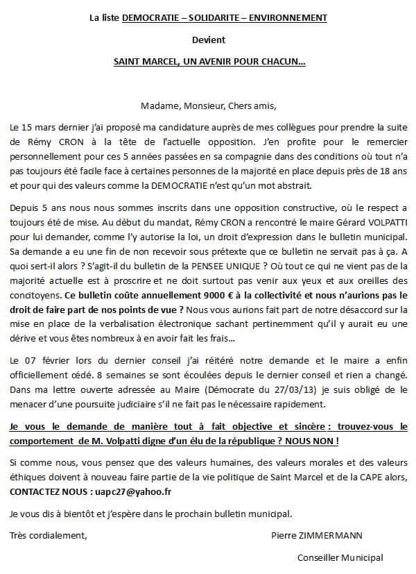 2013-04 - Tract 1 Pierre Zimmermann