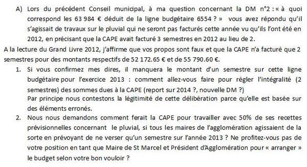 2013-06 - Question 1 Pierre Zimmermann