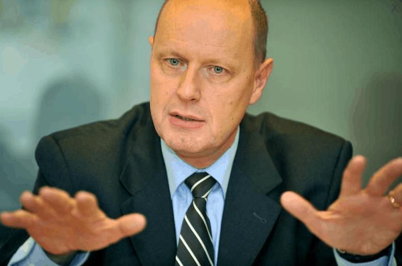 Carl Lang candidat dans la cinquième circonscription de l'Eure